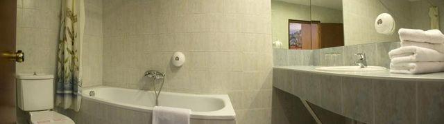 Kriopigi Beach Hotel - dbl superior with bunk bed land view